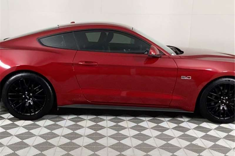 Used 2021 Ford Mustang Fastback MUSTANG 5.0 GT A/T