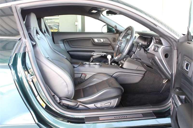 Used 2020 Ford Mustang Fastback MUSTANG BULLITT 5.0 GT