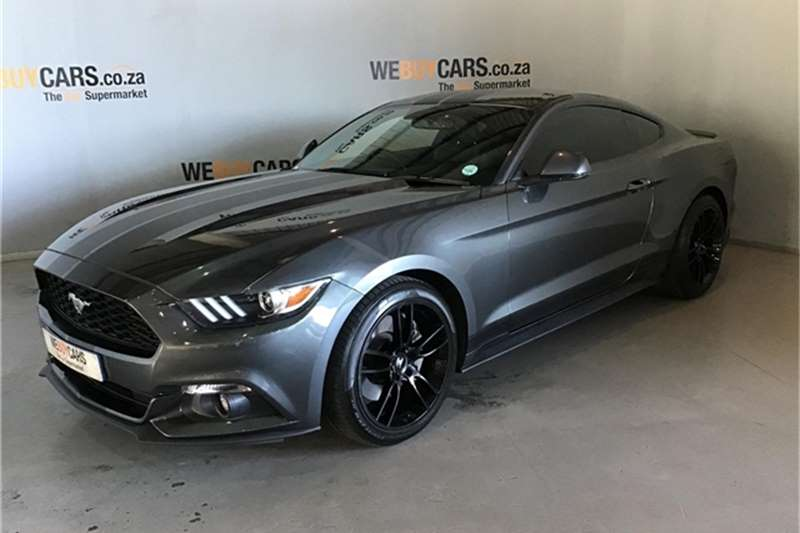 2018 Ford Mustang 2.3T fastback auto