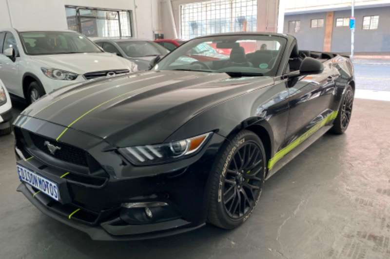 2017 Ford Mustang 5.0 GT convertible auto