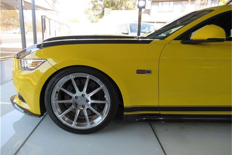 2016 Ford Mustang 5.0 GT fastback auto