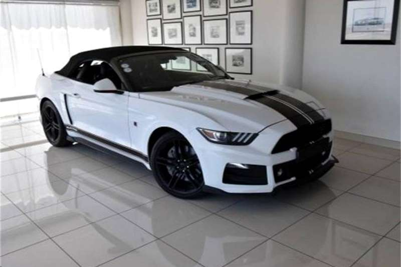 Ford Mustang ROUSH MUSTANG 2.3 ECOBOOST L2 CONVERTIBLE AT 2016