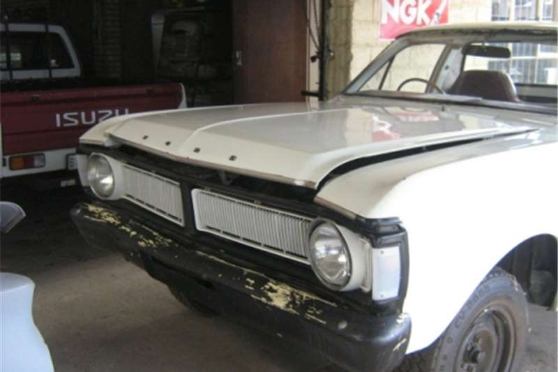Ford Ranchero 1969