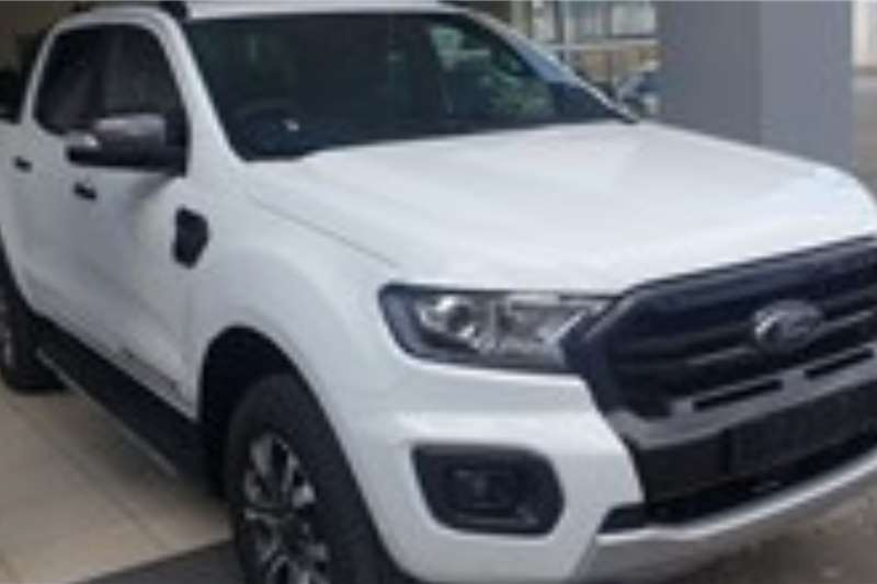 Ford Ranger 2.0 Bi Turbo 10 AT Double Cab 4x4 Wildtrak 2020