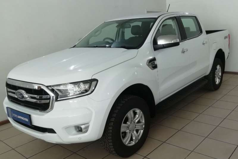 Ford Ranger 2.0 TURBO D/C XLT 10AT 4X4 2019