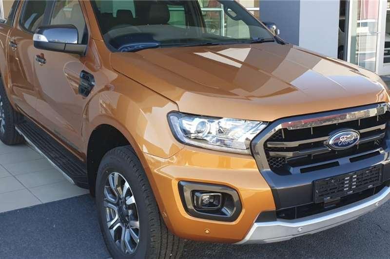 Ford Ranger 2.0L Ranger 10A/T 4x2 Wildtrak 2020