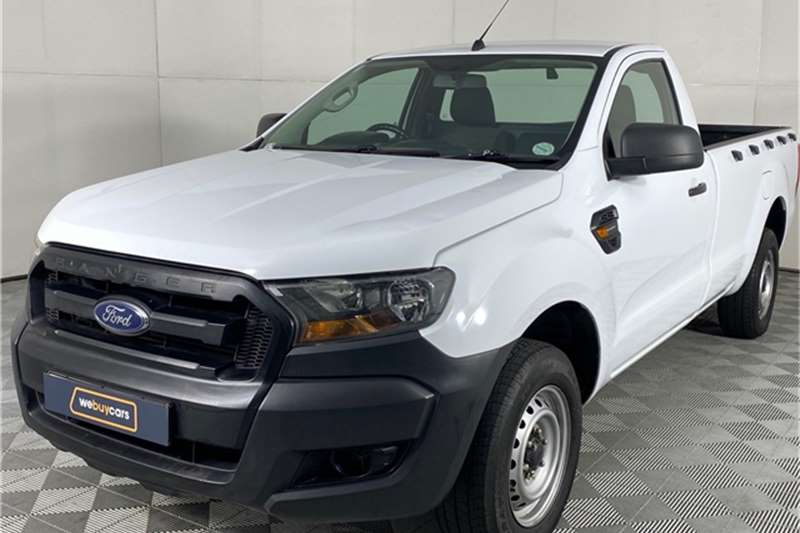 2018 Ford Ranger Ranger 2.2