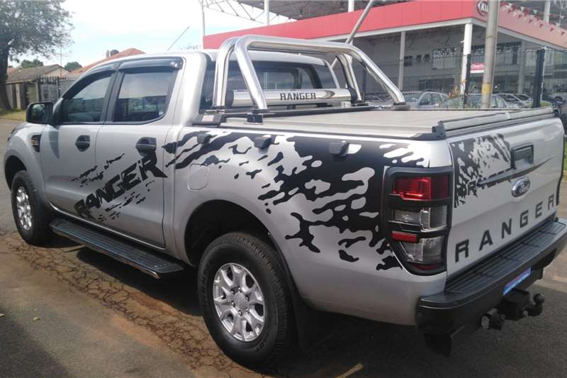 Used 2017 Ford Ranger 2.2 4x4 XL