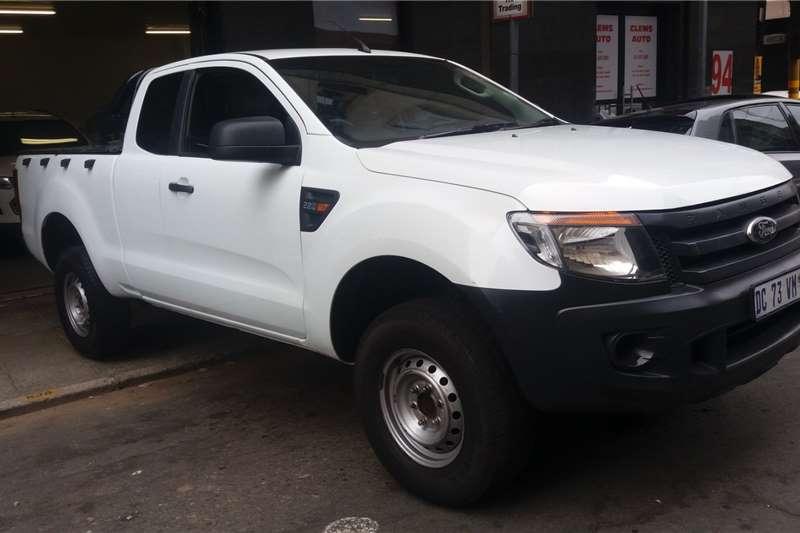 Ford Ranger 2.2 4x4 XL Plus 2013