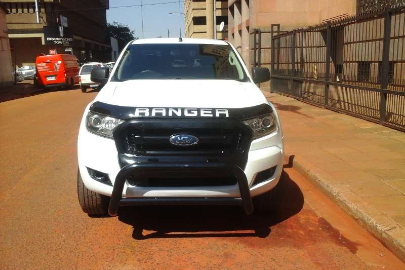 Used 2017 Ford Ranger 2.2 4x4 XLS auto