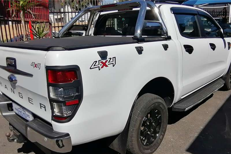 Used 2018 Ford Ranger 2.2 4x4 XLS auto