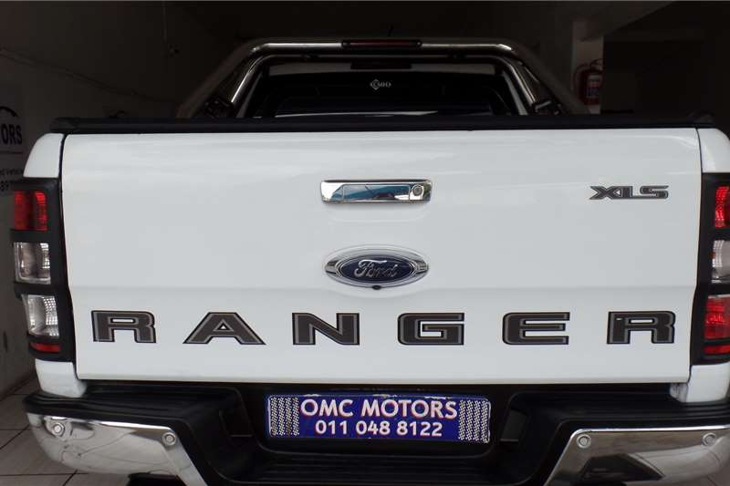 Used 2020 Ford Ranger 2.2 4x4 XLS auto