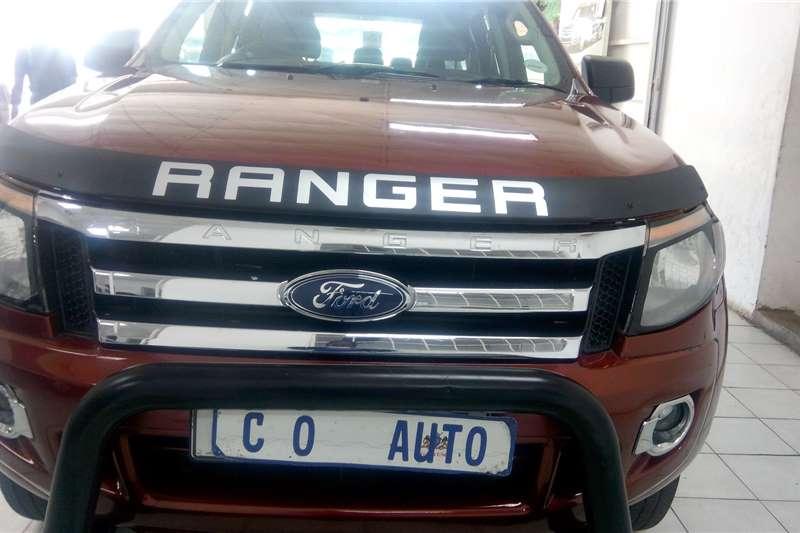 Ford Ranger 2.2 6 SPEED 2015