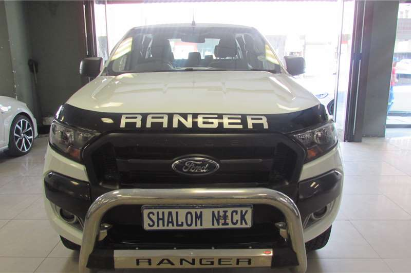 Ford Ranger 2.2 6 speed 2016