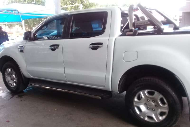 Ford Ranger 2.2 6 speed 4x4 auto 2016