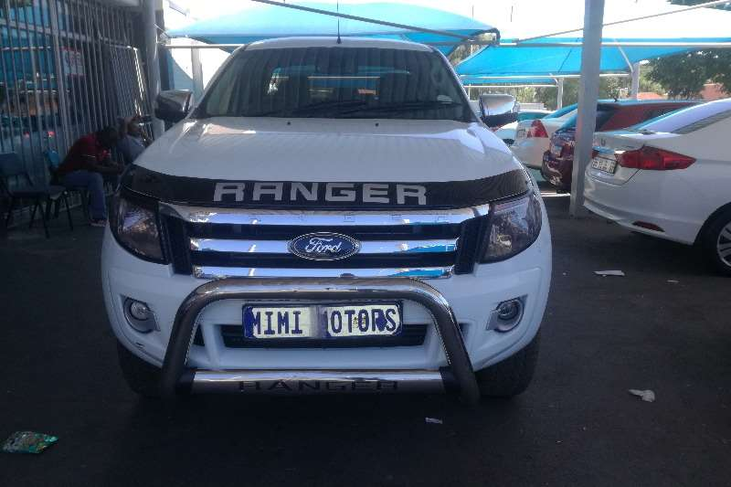Ford Ranger 2.2 6 speed Manual 2016