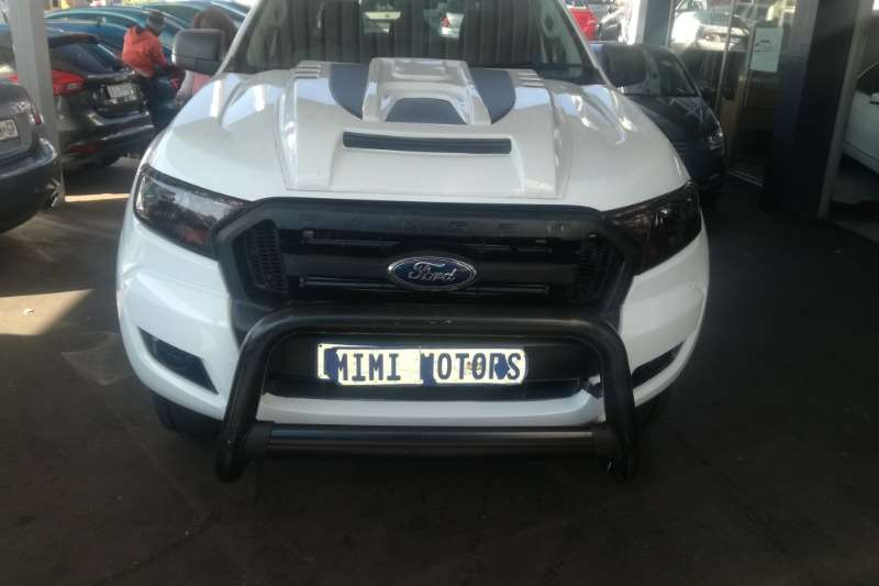 Ford Ranger 2.2 6 SPEED SUPER CAB 2017