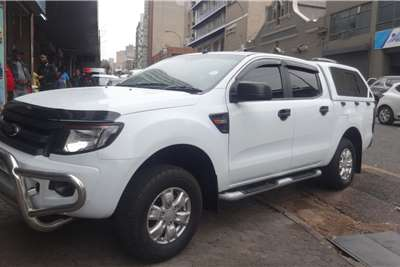 Ford Ranger 2.2 double cab 2014