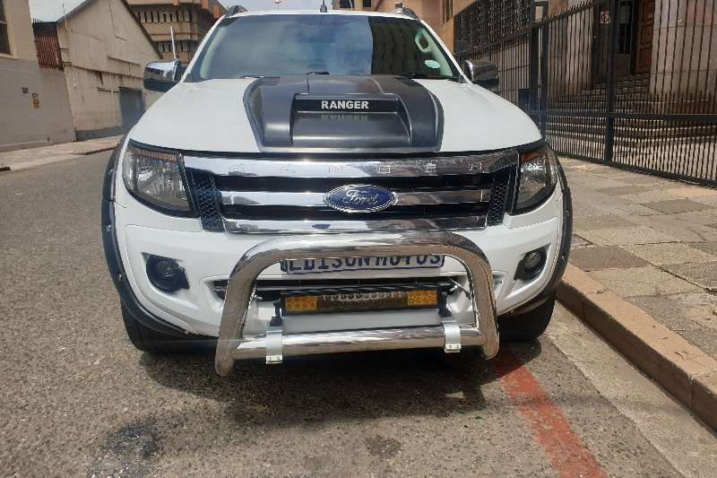 Ford Ranger 2.2 double cab 4x4 XL 2013