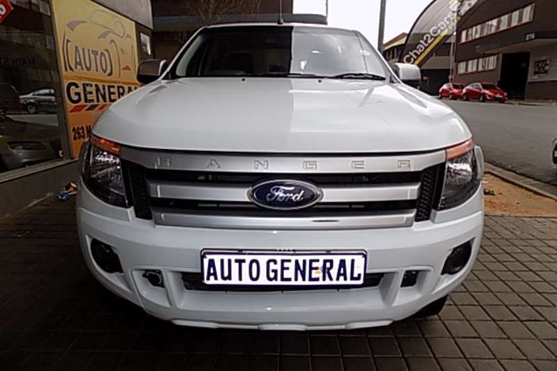 Ford Ranger 2.2 double cab 4x4 XL 2015