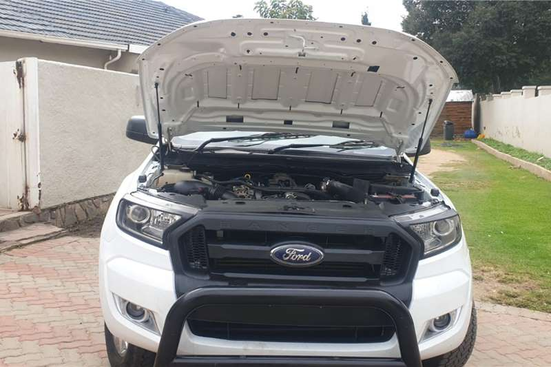 Used 2015 Ford Ranger 2.2 double cab 4x4 XL