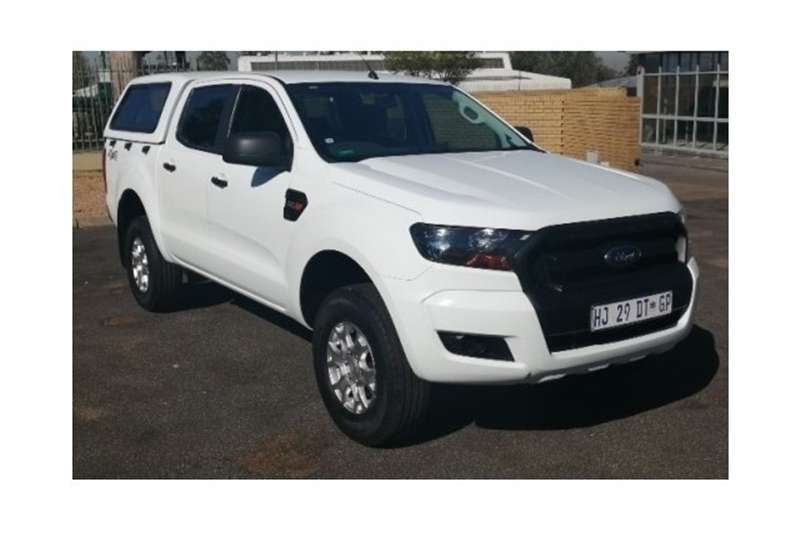 Ford Ranger 2.2 double cab 4x4 XL 2018