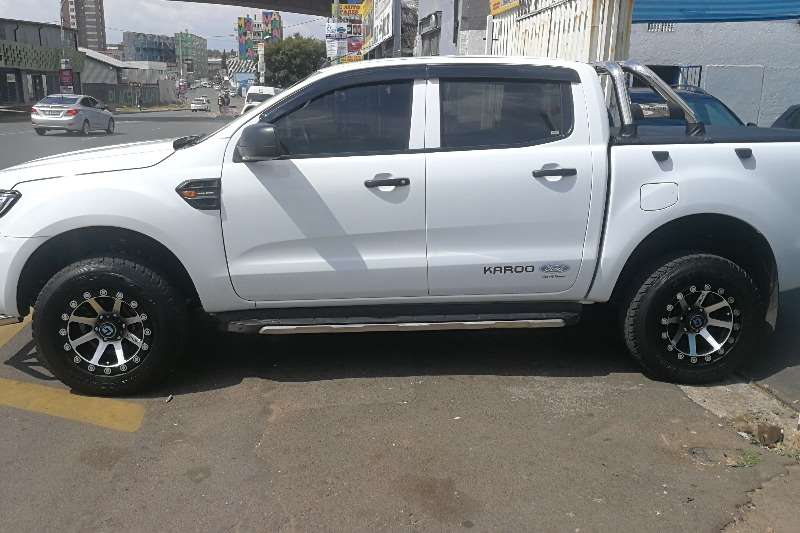 Ford Ranger 2.2 double cab 4x4 XL 2019