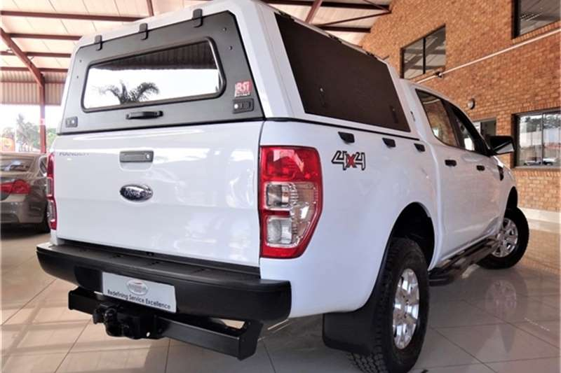 Ford Ranger 2.2 double cab 4x4 XL auto 2016