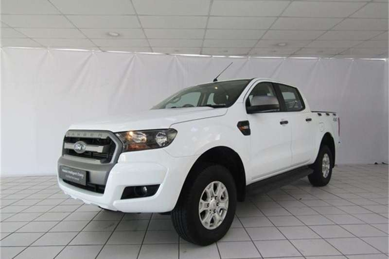 Ford Ranger 2.2 double cab 4x4 XL auto 2017