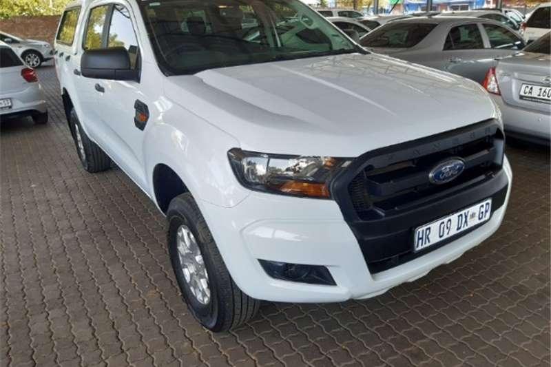 Ford Ranger 2.2 double cab 4x4 XL auto 2018
