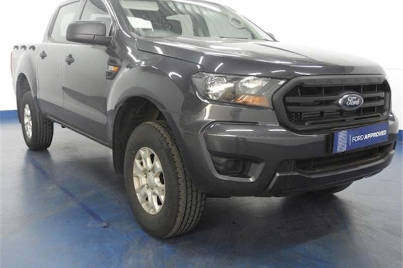 Ford Ranger 2.2 double cab 4x4 XL auto 2019