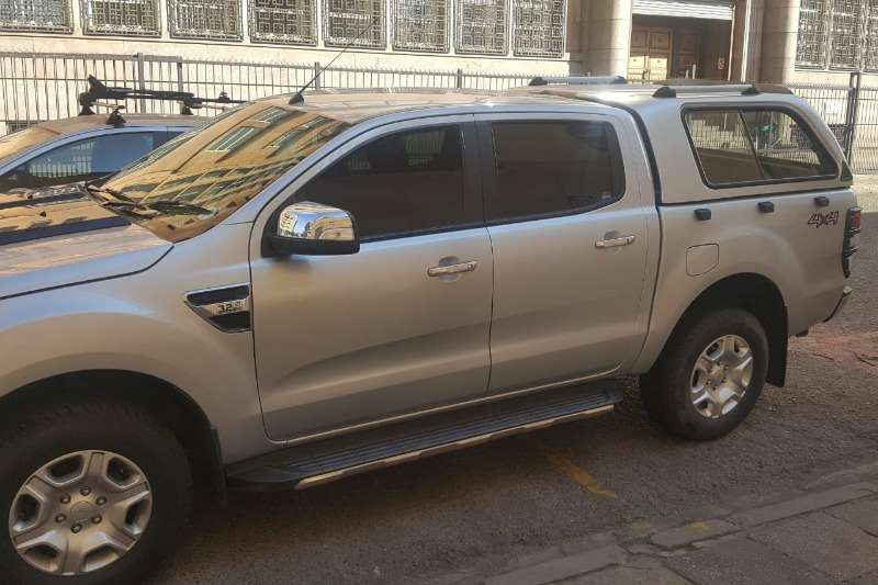 Used 2013 Ford Ranger 2.2 double cab 4x4 XL Plus