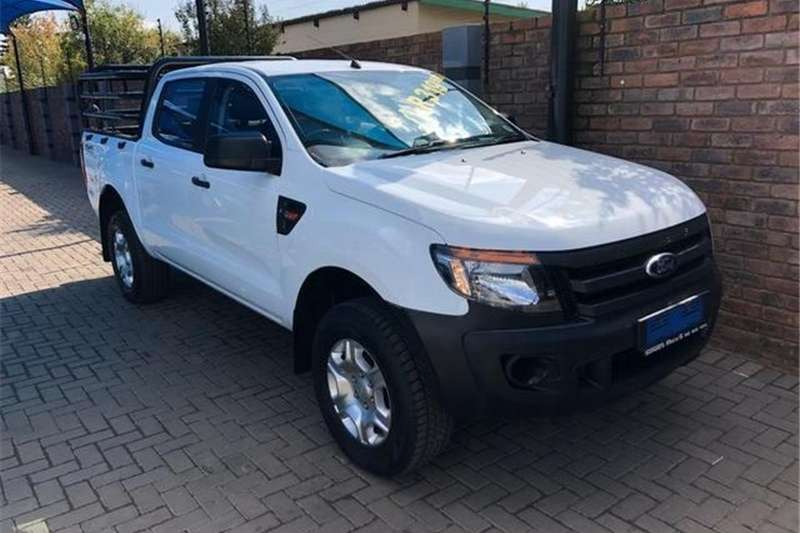 Ford Ranger 2.2 double cab 4x4 XL-Plus 2014