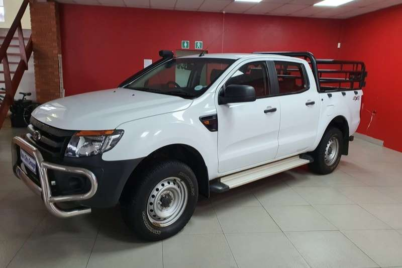 Ford Ranger 2.2 double cab 4x4 XL Plus 2015