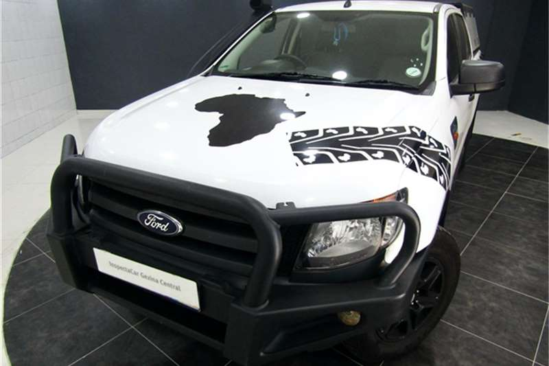 Used 2015 Ford Ranger 2.2 double cab 4x4 XL Plus