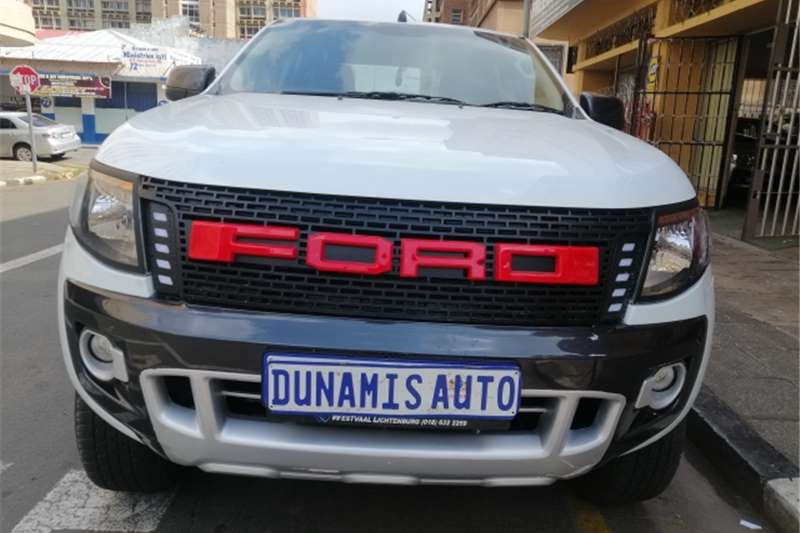 Ford Ranger 2.2 double cab 4x4 XL Plus Odyssey 2014