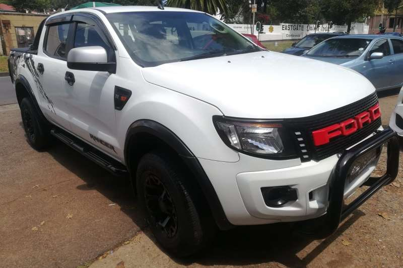 Used 2014 Ford Ranger 2.2 double cab 4x4 XL Plus Odyssey