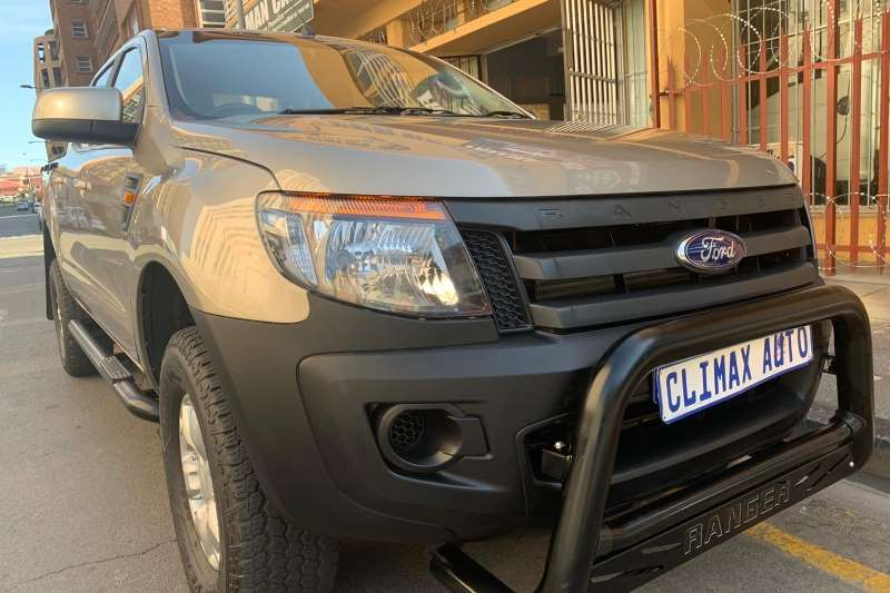 Ford Ranger 2.2 double cab 4x4 XL Plus Odyssey 2015