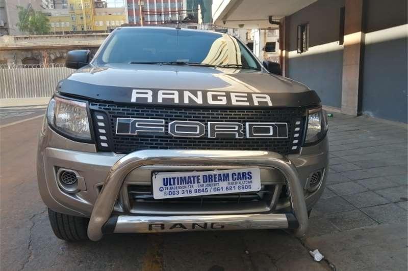 Ford Ranger 2.2 double cab 4x4 XL Plus Odyssey 2015