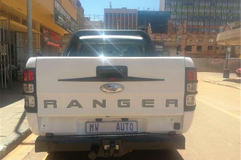 Ford Ranger 2.2 double cab 4x4 XL Plus Odyssey 2016