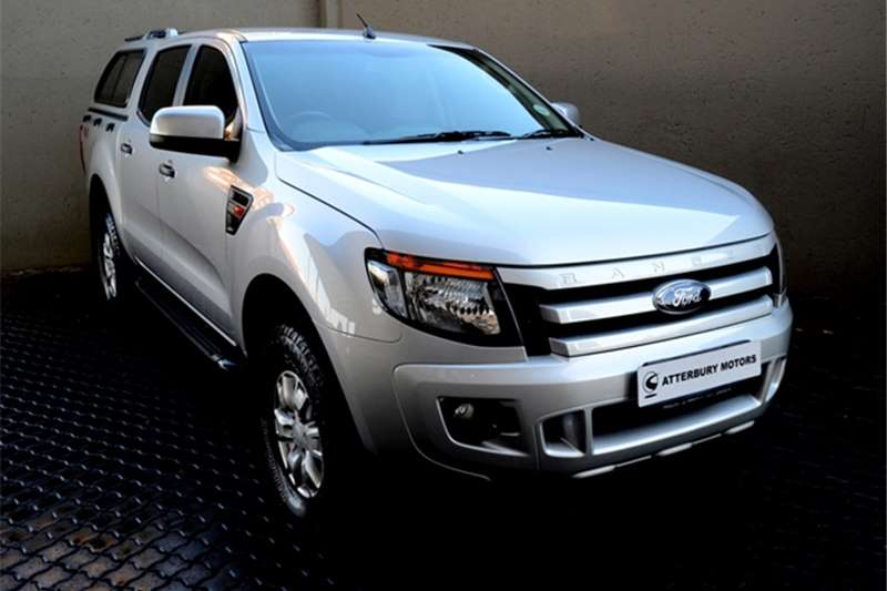 Ford Ranger 2.2 double cab 4x4 XLS 2012