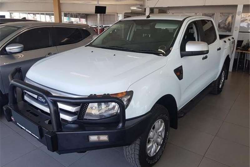 Ford Ranger 2.2 double cab 4x4 XLS 2013