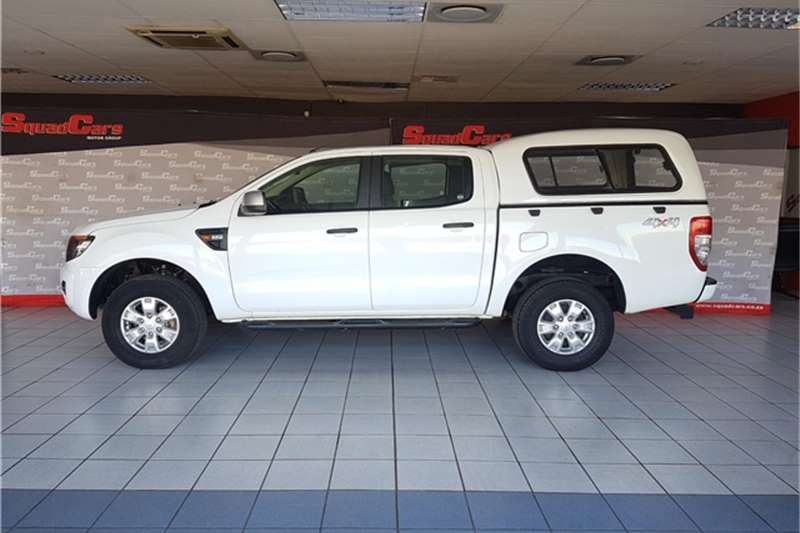 Used 2015 Ford Ranger 2.2 double cab 4x4 XLS