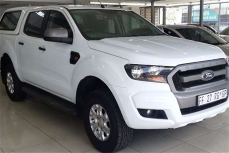 Ford Ranger 2.2 double cab 4x4 XLS 2016