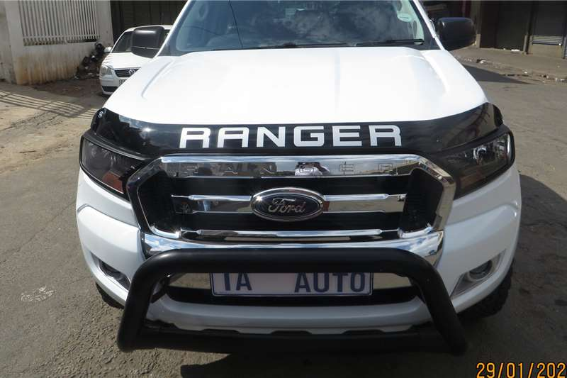 Ford Ranger 2.2 double cab 4x4 XLS 2017
