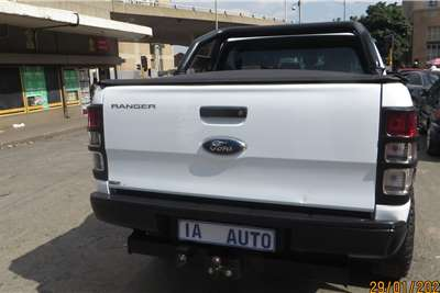 Used 2017 Ford Ranger 2.2 double cab 4x4 XLS