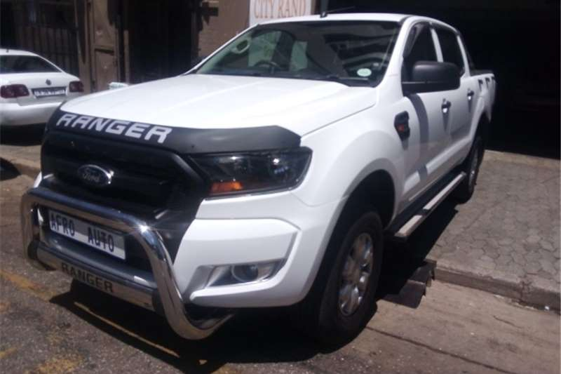 Used 2018 Ford Ranger 2.2 double cab 4x4 XLS