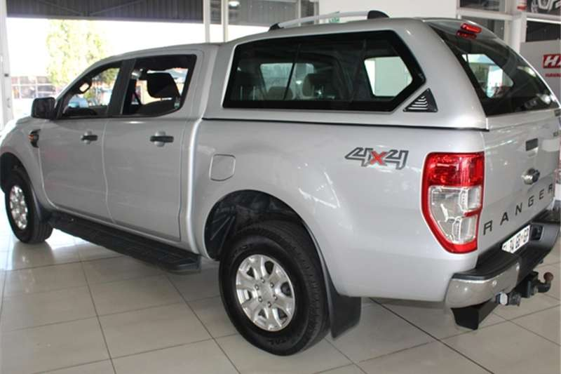 Ford Ranger 2.2 double cab 4x4 XLS auto 2016