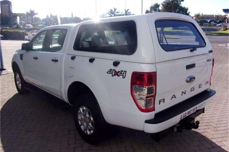Ford Ranger 2.2 double cab 4x4 XLS auto 2017