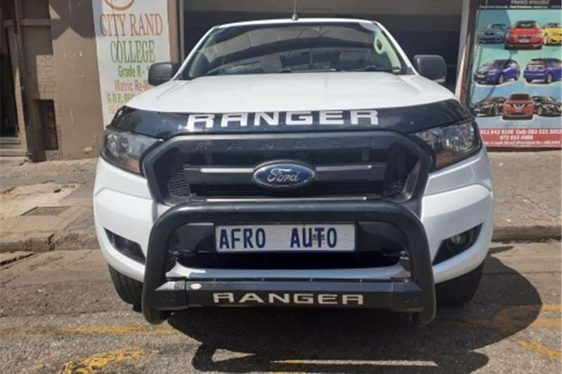 Used 2017 Ford Ranger 2.2 double cab 4x4 XLS auto